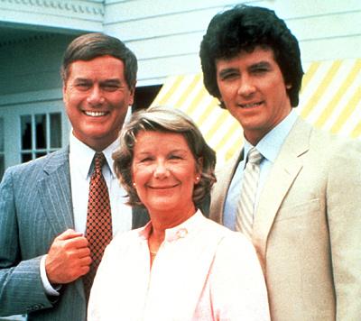 """Der ewige Bobby: Patrick Duffy wird 65 (Bild: CBS/""""Dallas"""")"""
