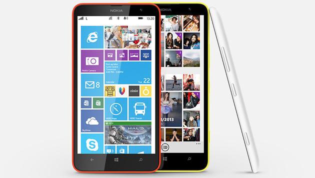 Gigant für Anfänger: Nokia Lumia 1320 im Test (Bild: Nokia)