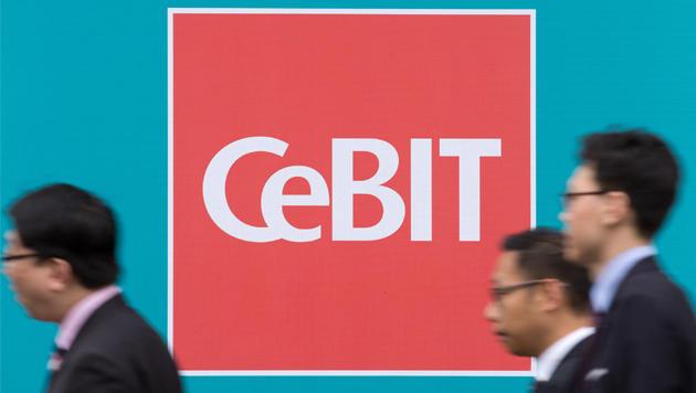 IT-Messe CeBIT heuer endlich wieder gewachsen (Bild: APA/dpa/Friso Gentsch)