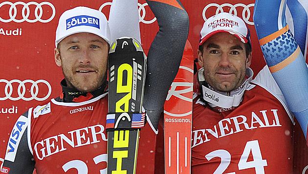 Miller und Defago setzen ihre Karrieren fort (Bild: APA/Robert Parigger)