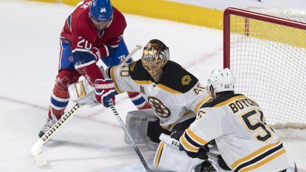 Montreal Canadiens verlieren bei Vaneks Heimdebüt (Bild: AP)