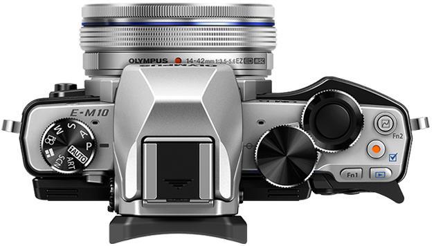 Systemkamera-Schönheit Olympus OM-D E-M10 im Test (Bild: Olympus)