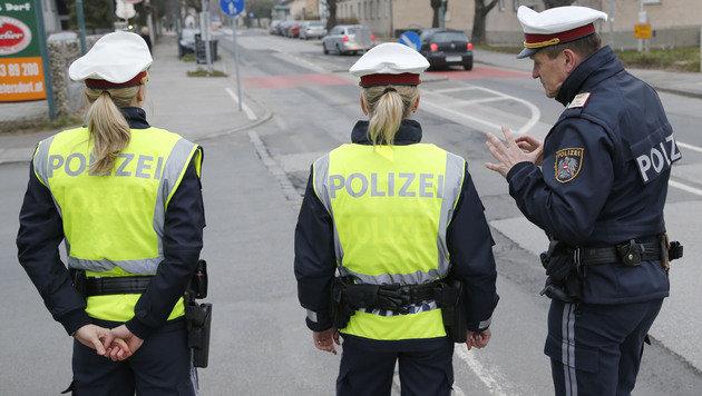 24 Stunden mit der Polizei: Ein Lokalaugenschein (Bild: Zwefo)