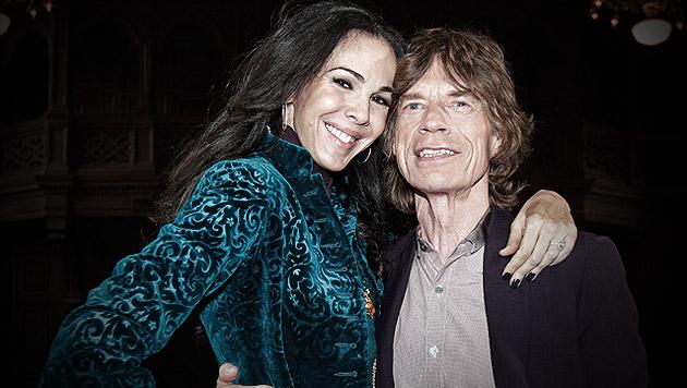 Jagger erbt Scotts Vermögen, Familie kriegt nichts (Bild: AP)
