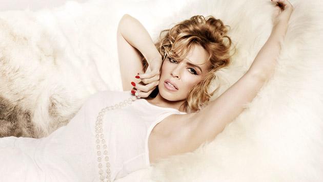 """""""Krone"""" holt Kylie Minogue in die Stadthalle (Bild: Warner Music)"""