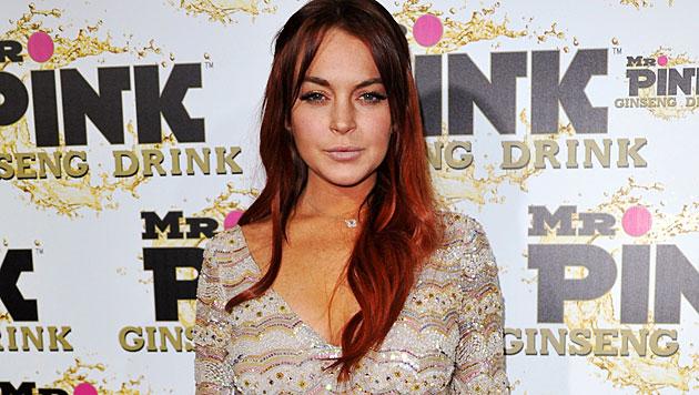 Lindsay Lohan: Fitness-Freak statt Partyluder (Bild: AP)