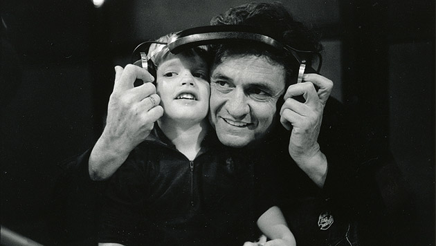 """Sohn von Johnny Cash: """"Musik war sein Leben"""" (Bild: Marshall Photography)"""