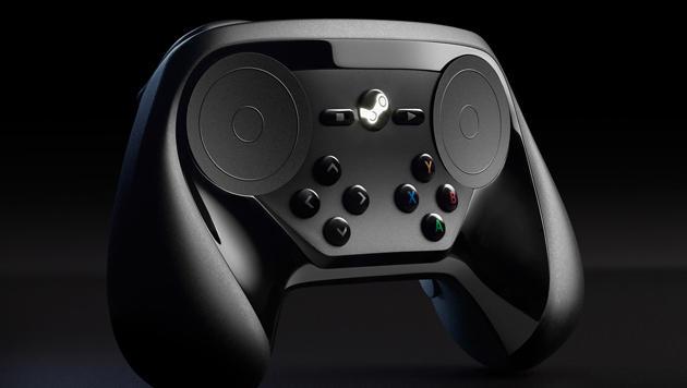 Valve zeigt neue Version des Steam Controllers (Bild: Valve)