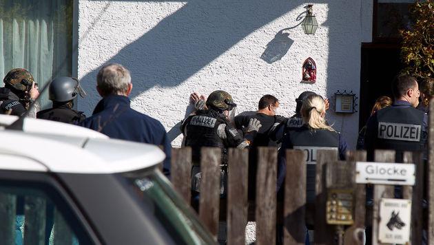 Cobra im Einsatz: Hundebesitzer rastete in Sbg aus (Bild: FMT-Pictures)