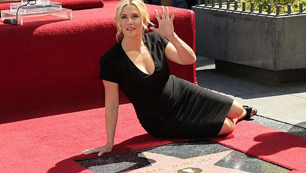 Kate Winslet ging vor Hollywood-Stern in die Knie (Bild: APA/EPA/NINA PROMMER)