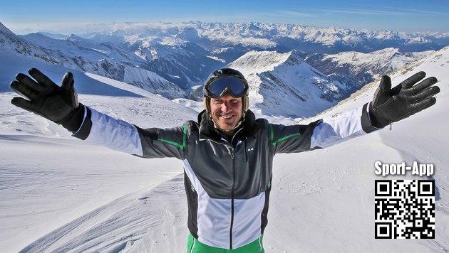 Gewinnen Sie einen Skitag mit Hermann Maier (Bild: Christof Birbaumer)