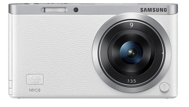 Samsung enthüllt leichteste Systemkamera der Welt (Bild: Samsung)
