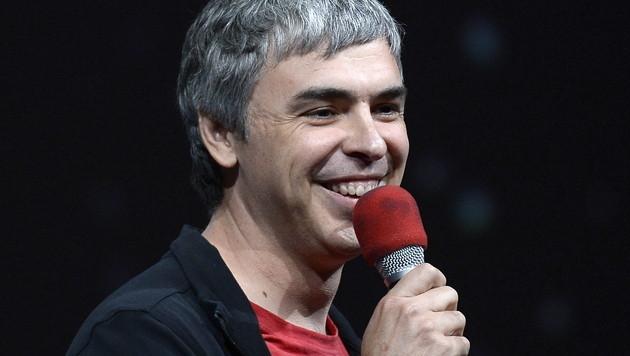 Google-Chef Larry Page enttäuscht über US-Spionage (Bild: EPA) - Google-Chef_Larry_Page_enttaeuscht_ueber_US-Spionage-Uns_nichts_gesagt-Story-397656_630x356px_987018fdea901324b3a349678aeb49aa__anhang_18__jpg