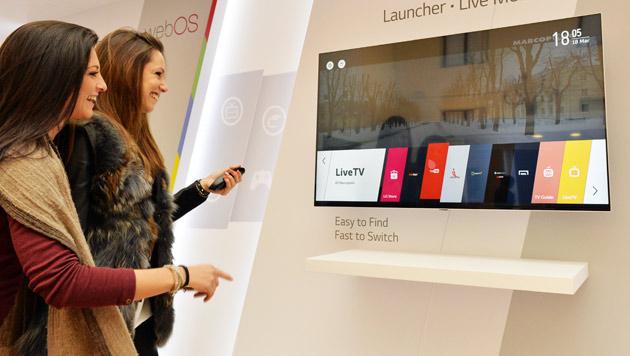 InnoFest: LG will Geräte wieder simpler machen (Bild: LG)