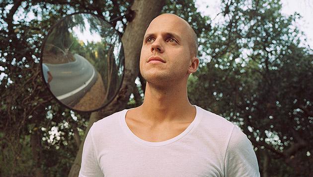 Songwriter Milow flüchtete ins Normale (Bild: Universal Music)