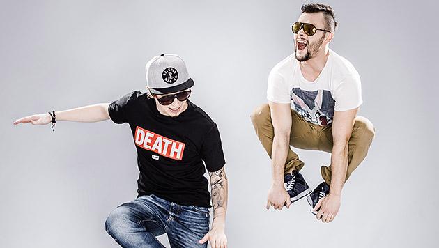 """Trackshittaz: """"Wir machen, was wir wollen"""" (Bild: Sony Music)"""