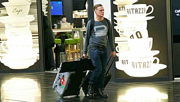 Weltstar Bryan Adams für Privat-Shooting in Wien (Bild: Alexander Tuma)