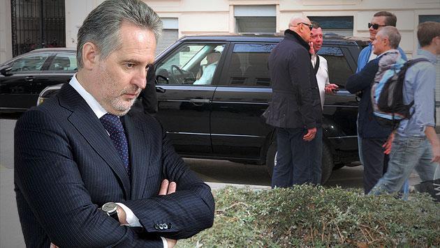 Dimitri Firtasch wird nicht an USA ausgeliefert (Bild: Andi Schiel, APA/EPA/STEPAN SMYSHLYAEV, krone.at-Grafik)
