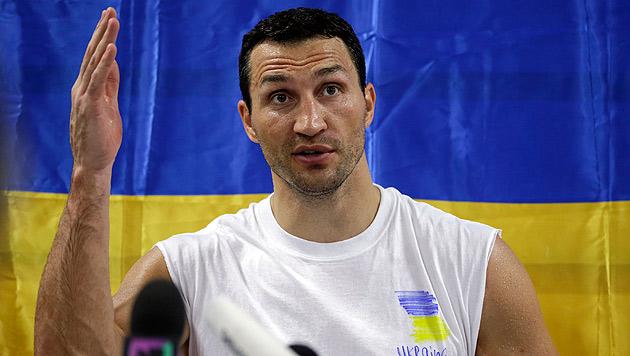 Klitschkos WM-Kampf gegen Pulew geplatzt (Bild: AP)