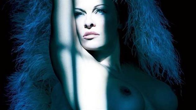 Pamela Anderson wird mit 47 Jahren Model (Bild: Zoom.in)