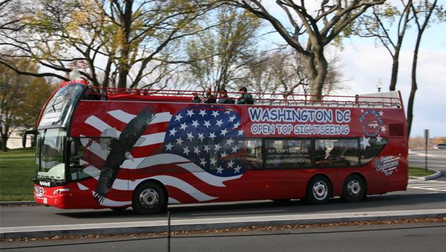 Washington DC: Im Kartenhaus der Macht (Bild: flickr.com/cliff1066)