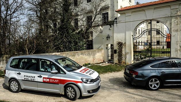 Finanz sichert sich Pfandrecht auf Nitsch-Anwesen (Bild: Imre Antal/imreantal.com)