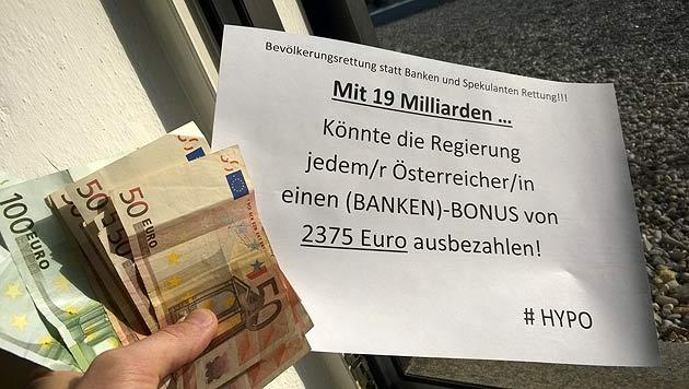 Hypo: Bürger treten Protest-Lawine los (Bild: www.hyporettungskosten.tumblr.com)