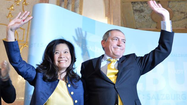 """SP-Schaden: """"So deutlichen Sieg nicht erwartet"""" (Bild: APA/BARBARA GINDL)"""