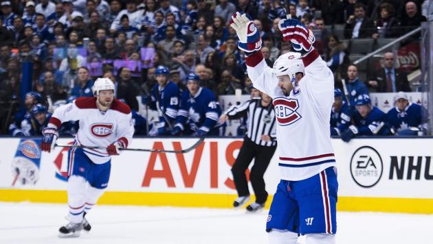 Siege für Vanek und Raffl in der NHL (Bild: AP)
