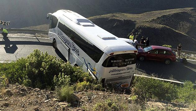 "Tourist aus Ö: ""Waren größter Gefahr ausgesetzt"" (Bild: APA/EPA/ELVIRA URQUIJO A)"