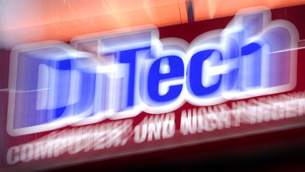 DiTech sperrt am Montag wieder auf (Bild: APA/GEORG HOCHMUTH)