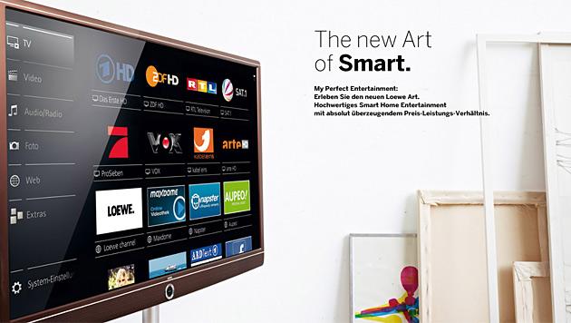 Finanzinvestor übernimmt TV-Hersteller Loewe (Bild: loewe.tv)