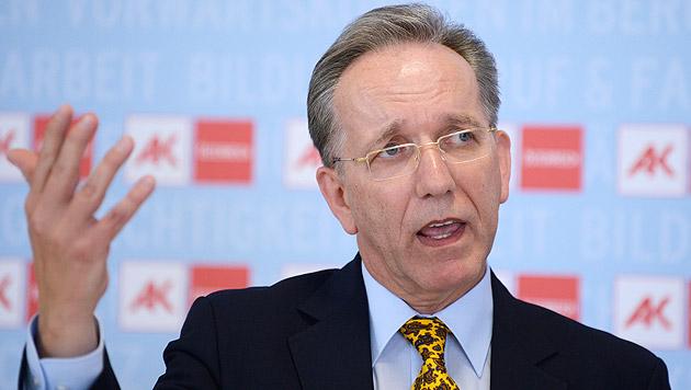 Rudolf Kaske (Bild: APA/Robert Jäger)