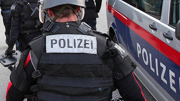 Drohung mit Gaspistole: 14-Jähriger festgenommen (Bild: APA/SALZI.AT (Symbolbild))