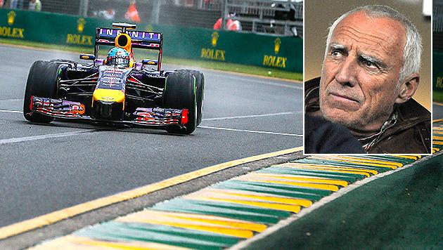 """""""Können ab dem 3. Rennen zu Mercedes aufschließen"""" (Bild: APA/BARBARA GINDL, APA/EPA/DIEGO AZUBEL)"""
