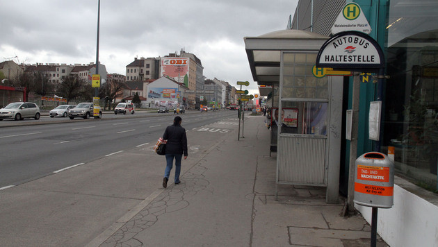 Wien: Brutaler Räuber schlägt 24-Jähriger Zahn aus (Bild: ANDI SCHIEL)