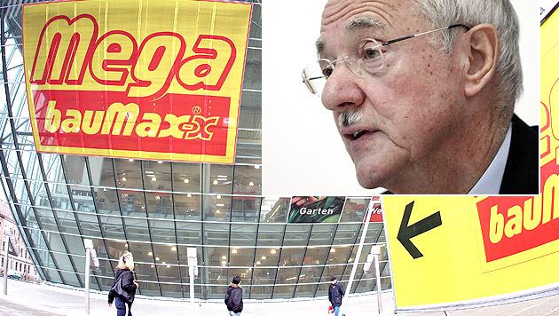 bauMax: Österreich-Geschäft soll gerettet werden (Bild: APA/HANS KLAUS TECHT, APA/HELMUT FOHRINGER)