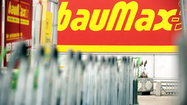 bauMax haftet für Auslandstöchter mit 402 Mio. € (Bild: APA/Herbert Pfarrhofer)