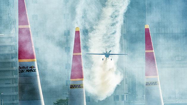 Hannes Arch bei Hubschrauberabsturz getötet (Bild: Red Bull Contentpool)