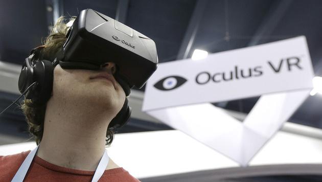 Facebook kauft Cyberbrillen-Entwickler Oculus VR (Bild: AP)