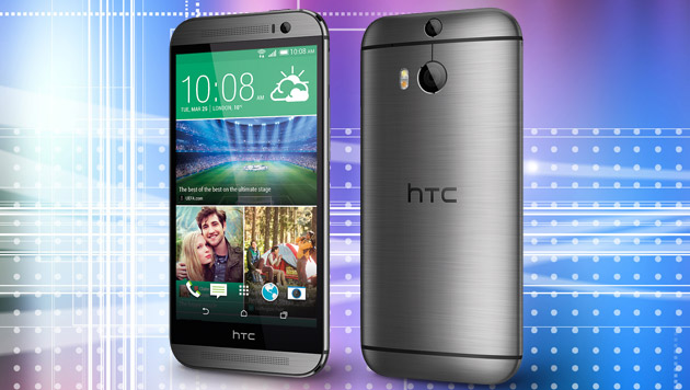 HTC enthüllt neues Android-Flaggschiff One M8 (Bild: HTC, thinkstockphotos.de, krone.at-Grafik)