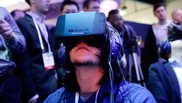 """""""Minecraft""""-Erfinder kehrt Oculus Rift den Rücken (Bild: AP)"""