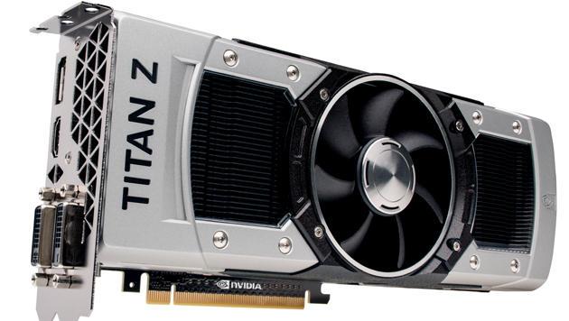 Nvidia bringt Monster-Grafikkarte für 3.000 Dollar (Bild: Nvidia)
