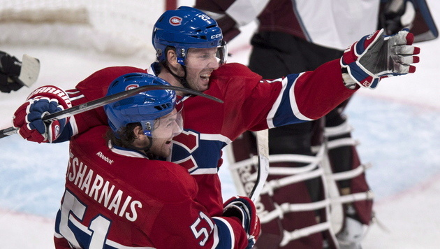 Vanek steuert bei Montreal-Sieg drei Assists bei (Bild: APA/PA/PAUL CHIASSON)