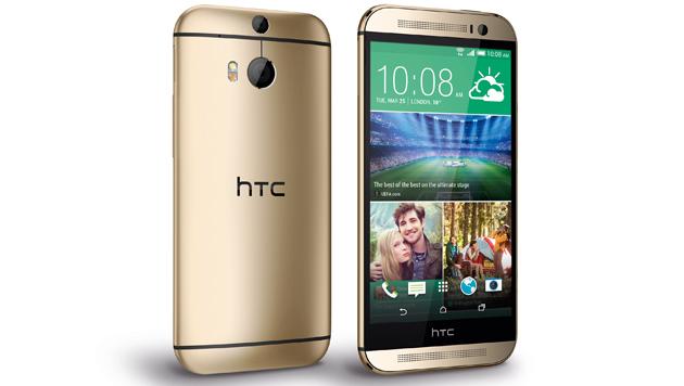 Das bessere iPhone: HTCs neues One M8 im Test (Bild: HTC)