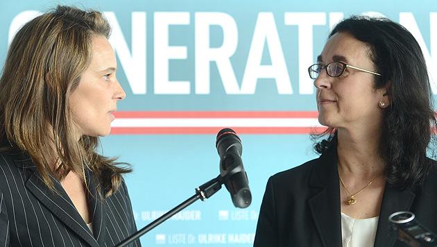 EU-Wahl: Angelika Werthmann wird BZÖ-Nummer-zwei (Bild: APA/Helmut Fohringer)