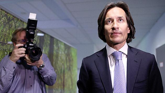 Klage gegen Berater: Grassers Kampf um Millionen (Bild: APA/GEORG HOCHMUTH)