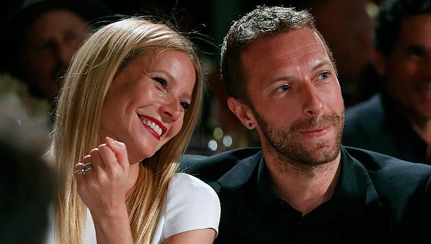 Im März 2014 gaben Gwyneth Paltrow und Chris Martin ihre Trennung bekannt. (Bild: Colin Young-Wolff/Invision/AP)