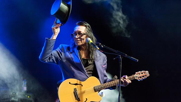 Sixto Rodriguez: Kultiges Musik-Mysterium (Bild: Andreas Graf)