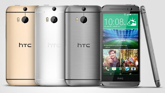 iPhone 5S schlägt Galaxy S5 im Extremtest (Bild: HTC)